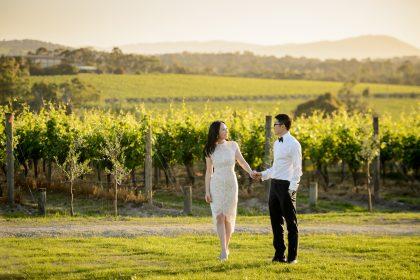 Levantine Hill Wedding Venue, Vineyard