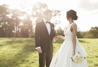 Levantine Hill Wedding Venue, Vineyard, Photography by Matt Krumins