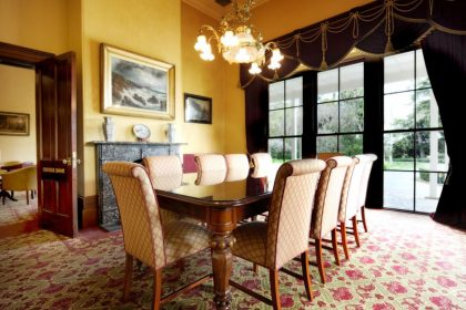 Chateau Yering Corporate Meetings, The Chinese Room