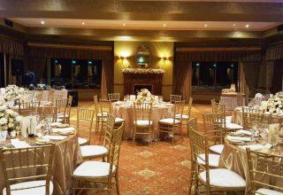 Chateau Yering Hotel, The Oak Room, Yarra Valley Ballroom Wedding Venue