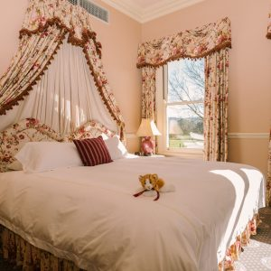 Chateau Yering Overnight stays, Guest Room