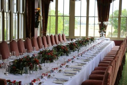 Chateau Yering Wedding Venue, Chinese Room