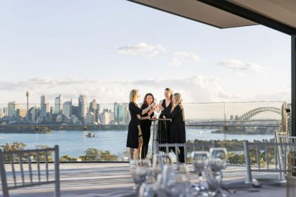 Epicure at Taronga Zoo Corporate Drinks, Gili Rooftop