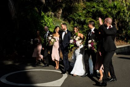 Epicure at Taronga Zoo Wedding Venue, Outside space, Photography by Mark Jay