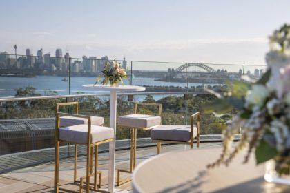 Epicure at Taronga Zoo Cocktails, Gili Rooftop