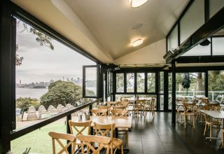 Epicure at Taronga Zoo Corporate Meeting, The View Restaurant