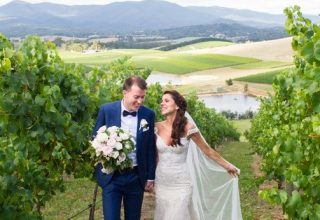 Jasna and Michael Wedding at Levantine Hill