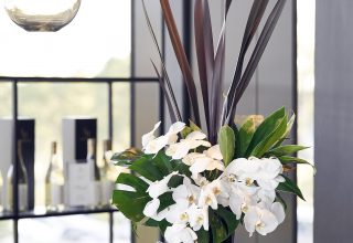 Levantine Hill Modern Floral Arrangements Lost in Love Photography