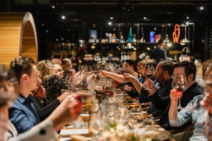 Levantine Hill Networking Dinner, Whole Venue