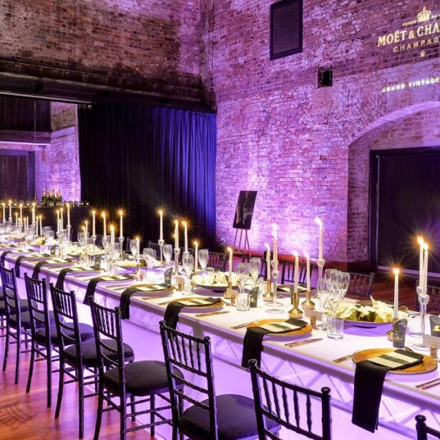 Roslyn Packer Theatre Wedding Venue