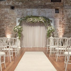 Roslyn Theatre Wedding Venue, Richard Wherrett Studio