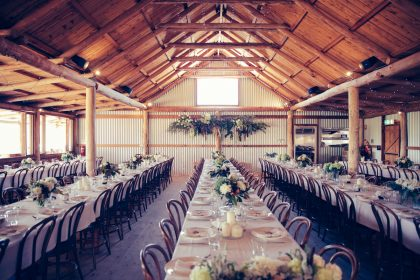 Rustic Farm Wedding Venue Waldara Farm