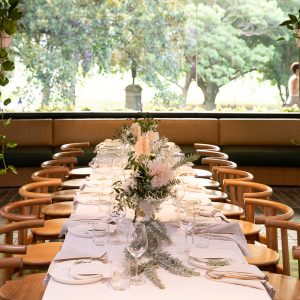 Terrace on the Domain Sydney Wedding Venue, Entire space