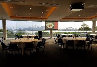 Dalang Ballroom, Corporate Event Setup at Epicure at Taronga Zoo