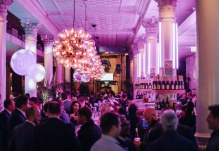 Establishment Bar Corporate Event, Whole Venue