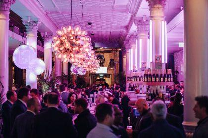 Establishment Bar Corporate Event, Whole Venue