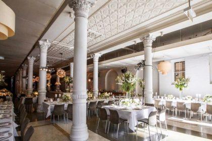 Establishment Bar Wedding Venue, Whole Venue