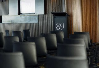 Eureka 89 Corporate Conference, Whole Venue