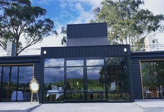 Fergusson Winery, Wedding and Events Venue Yarra Valley, Restaurant, Exterior View