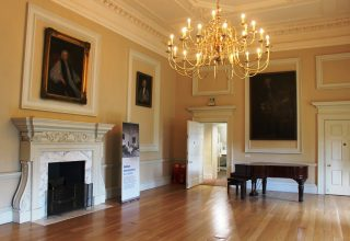 Fulham Palace Corporate Event, The Great Hall