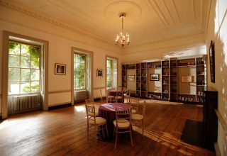 Fulham Palace Corporate Meeting, Bishop Terricks Drawing Room