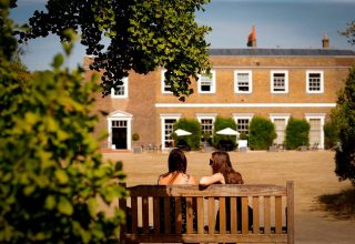 Fulham Palace Summer Days, Grounds