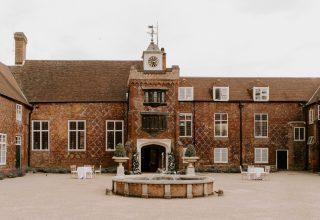 Fulham Palace Corporate Venue, Tudor Courtyard