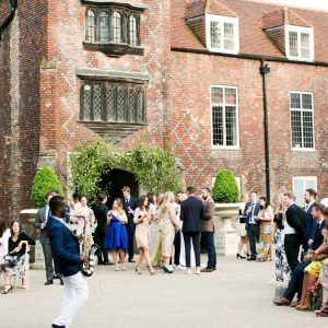 Fulham Palace Wedding Venue, Courtyard