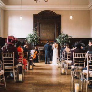 Fulham Palace Wedding Venue, Great Hall