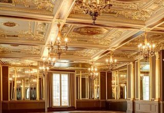 Hotel Cafe Royal Networking Event, Pompadour Room