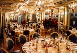 Hotel Cafe Royal Wedding Venue, Pompadour Room