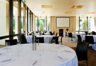 Leonda by The Yarra Corporate Event, Garden Room