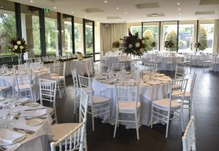 Leonda by The Yarra Corporate Lunch, Garden Room
