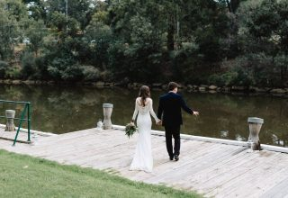 Leonda by The Yarra Wedding Venue, Outside area