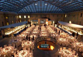 National Maritime Museum Corporate Dinner, Upper Deck