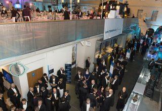 National Maritime Museum Corporate Event, Upper & Lower Deck
