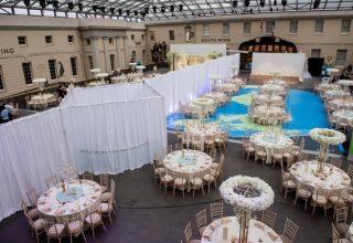 National Maritime Museum Wedding Venue, The Upper Deck