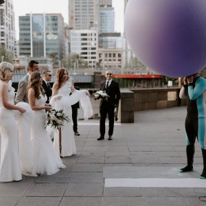 Eureka 89 Wedding Venue, Outside space, Photography by T-One Image