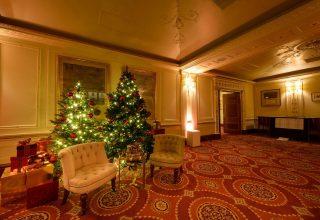 Plaisterers' Hall Christmas Party, Receptio