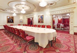 Plaisterers' Hall Corporate Meeting, The Humber Room