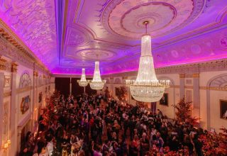 Plaisterers' Hall Corporate Party, Great Hall