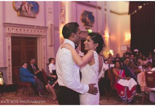 Plaisterers' Hall Wedding Venue, Great Hall, Photography by Nick Rose