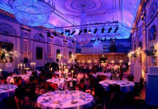 Plaisterers' Hall Wedding Venue, Great Hall1
