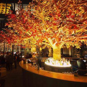SUSHISAMBA Corporate Event, Restaurant
