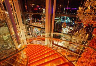 SUSHISAMBA Date Nights, Staircase