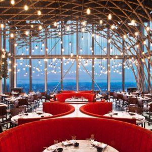 SUSHISAMBA Networking Dinner, Restaurant