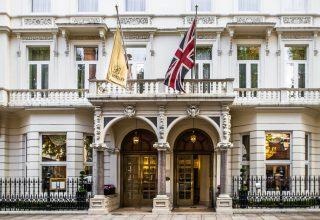 The Bentley Hotel