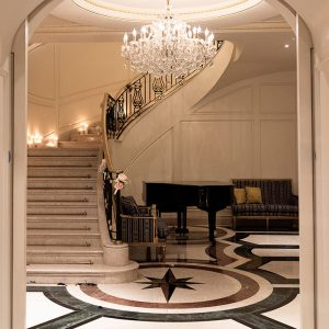 The Bentley Wedding Venue, Staircase