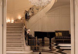 The Bentley Wedding Venue, Staircase