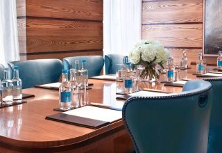 The Connaught Corporate Meeting, The Silver Room